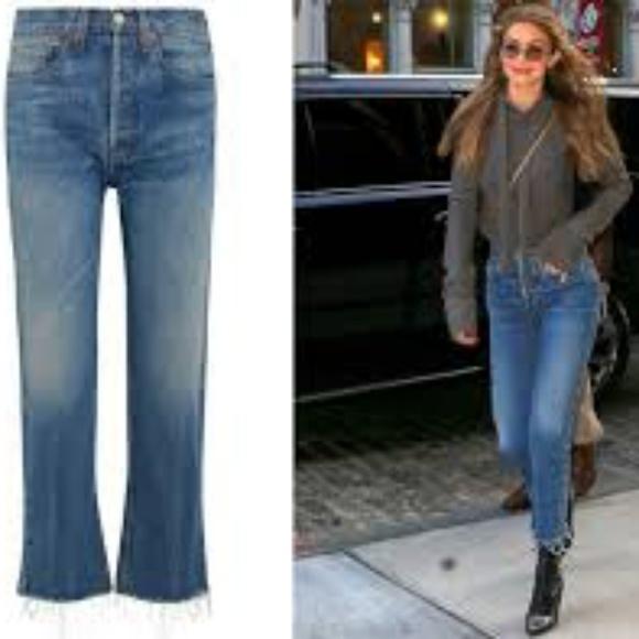 1cecbf327c78 Re Done Jeans